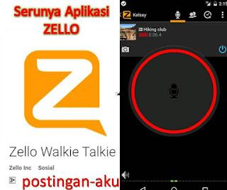 Serunya Bermain Walkie Talkie di Android Kamu
