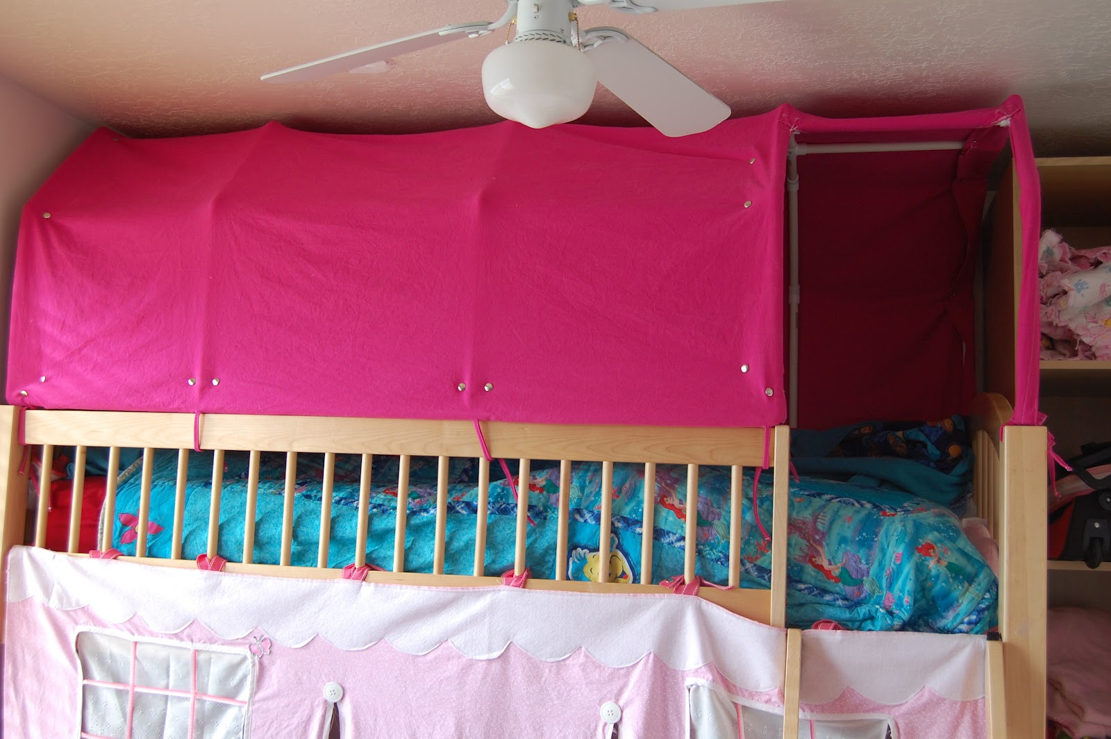 Everyone's Excited and Confused: Pictures of the Top Bunk ...