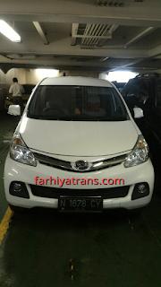 Kirim mobil Surabaya Makassar kapal roro