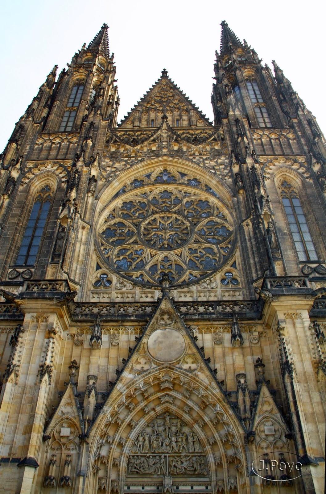 Catedral de San Vito de Praga