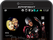 BBM Tema Devil May Cry v.2.13.1.14 Apk