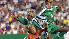 Celebrating Nigeria Women Football