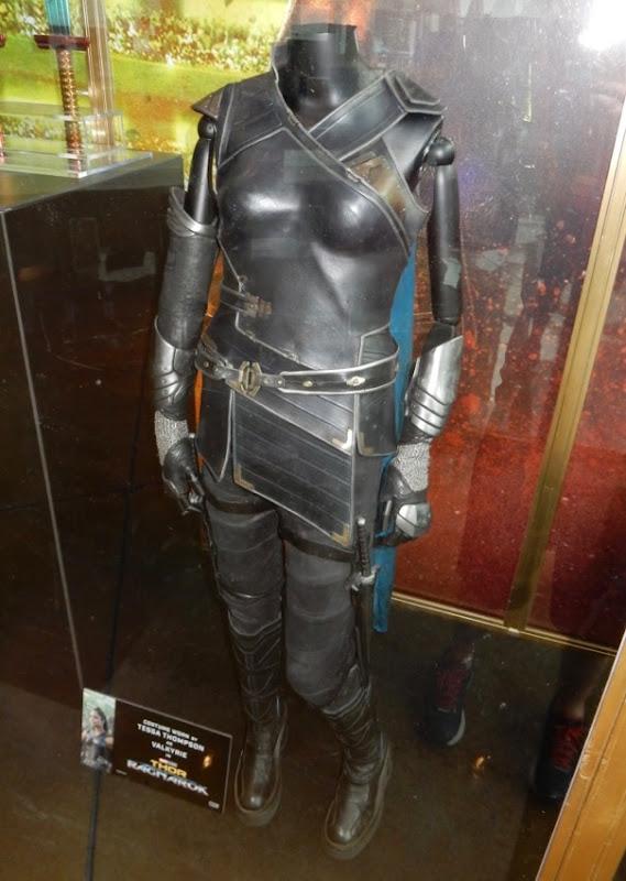 Thor Ragnarok Valkyrie film costume