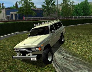 Toyota LandCruiser 60 (1987)