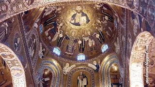 presbiterio mosaico sapela palatina guia palermo portugues - Dez razões para ver e se apaixonar por Palermo