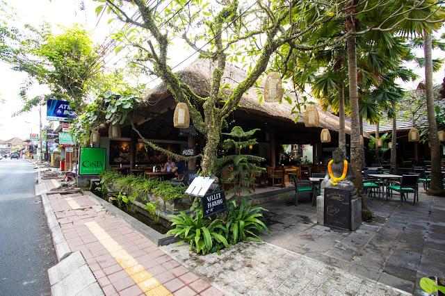 Ubud centro-Bali