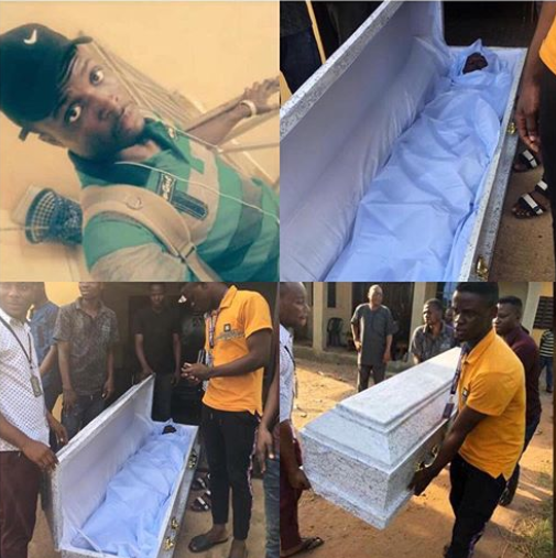 OOU student dies out of panic during Barca vs Liverpool match