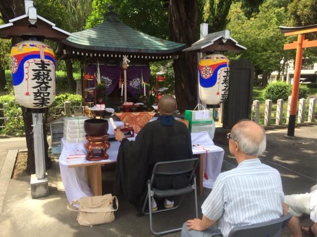 京都の伝統行事~地蔵盆~