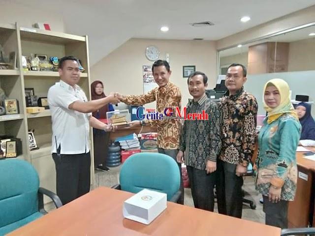 Ingin Terapkan E-Planning- E-Budgeting, DPRD Mesuji Belajar ke Komisi II DKI Jakarta