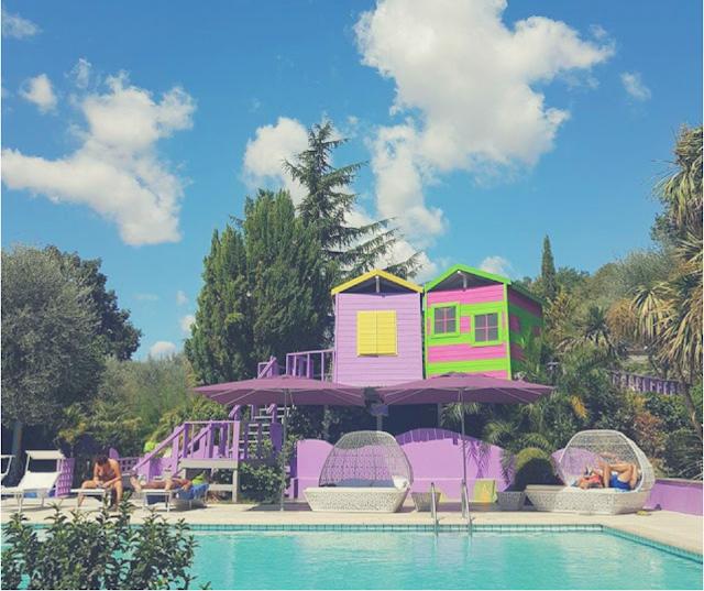 Fuga dalla città: Ille Roif Resort & Spa