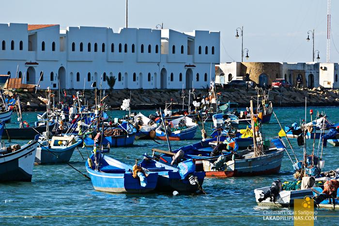Asilah Medina Morocco Port