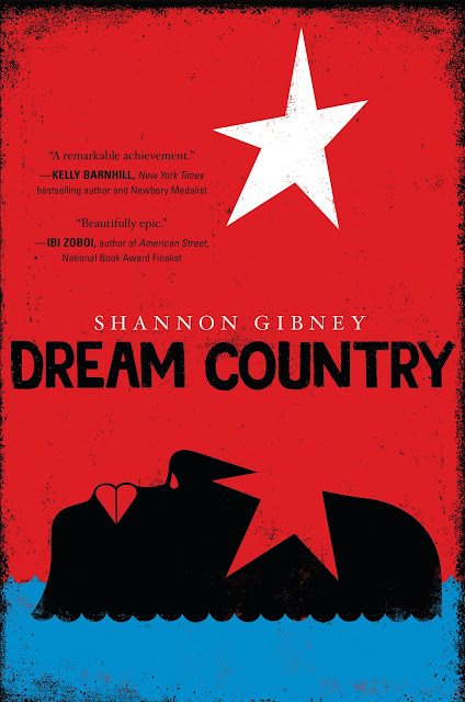 Dream Country by Shannon Gibney. A teen read/ya (young adult) historical fiction about a Liberian family.  It takes place in current time, but also goes back to the 1820s.  Fabulous book earning 4.5 out of 5 stars. Page Turner, Enlightening, Eye-opening, Excellent.  Emotional. Sad. Alohamora Open a Book http://alohamoraopenabook.blogspot.com/ alohamoraopenabook new book 2018