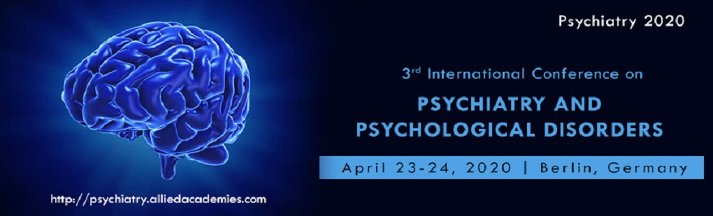 International Conference on Psychiatry and Psychological Disorders