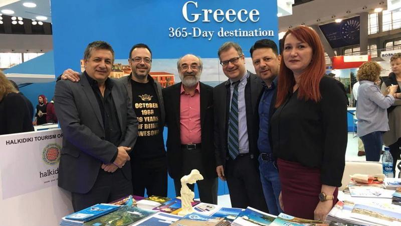 Παρουσία της Περιφέρειας ΑΜ-Θ σε δύο σημαντικές τουριστικές Εκθέσεις των Βαλκανίων