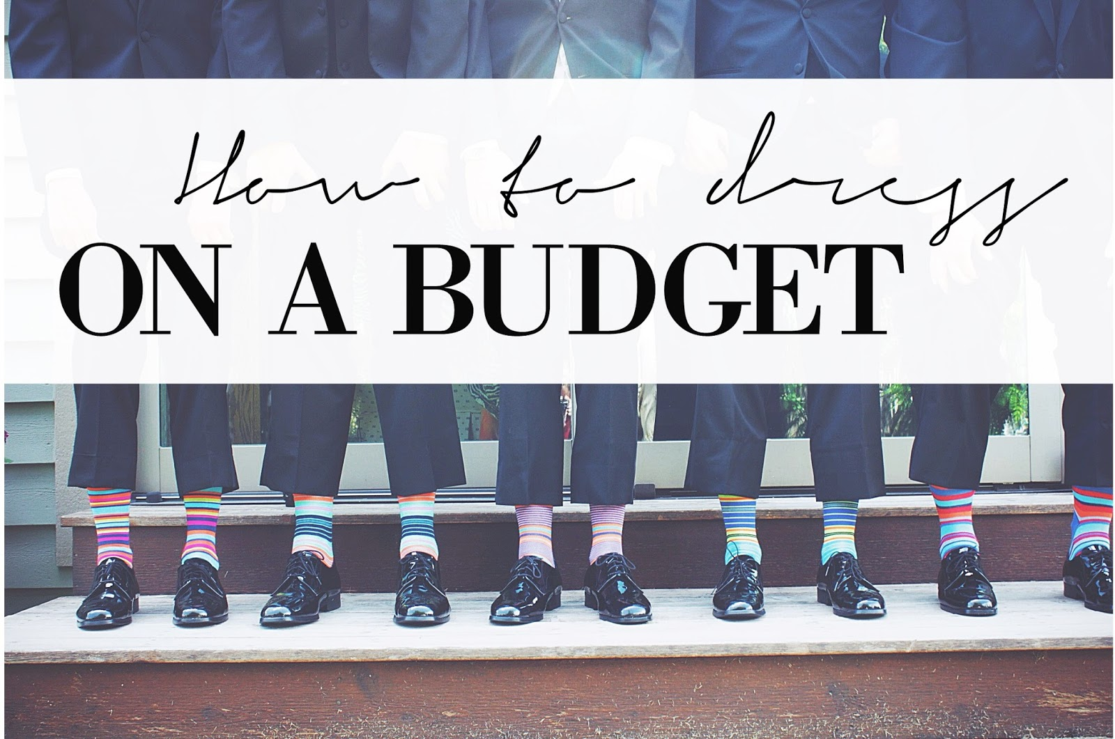 Dressing on a budget for a formal event