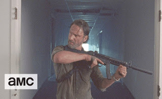 video: primeros tres minutos de la octava temporada de the walking dead