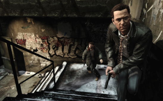 Max Payne 3 PC Game Play