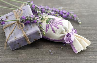 Kết hợp phôi xà phòng bơ hạt mỡ và tinh dầu lavender bạn nên dùng thử nhé!