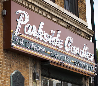 Parkside Candy in Buffalo New York