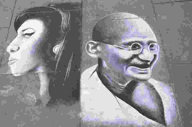 Speech on Mahatma Gandhi -biography of Mahatma gandhi in hindi