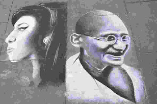 Biography of Mahatma Gandhi in hindi-महात्मा गाँधी की जीवनी।
