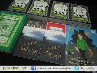 Donasi Buku - PAUD Bahari