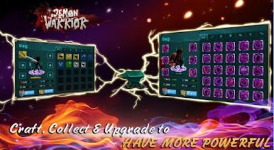 Demon Warrior Latest version mod