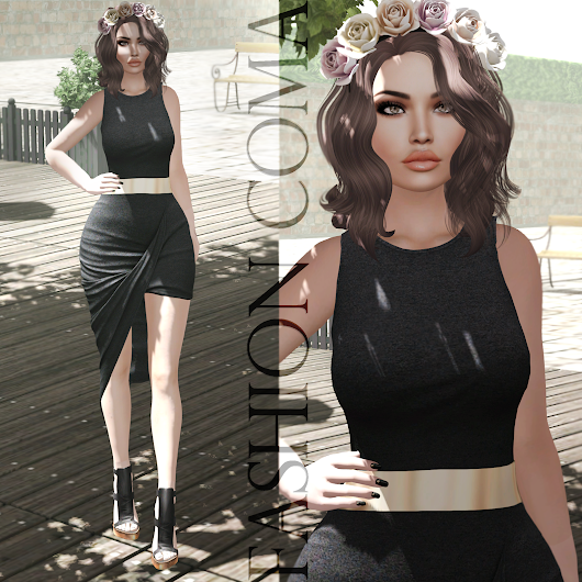 Fashion Coma: ღBlessed with beauty and rageღ