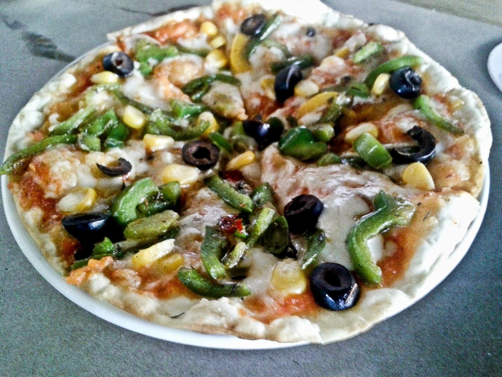Fusion 9 Pizza
