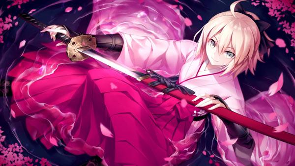 Fate Sakura Saber Wallpaper Engine