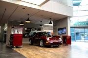 Porsche's New Look