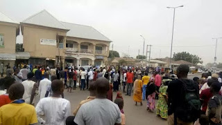 GOMBE STATE GOVT IMPOSES CURFEW