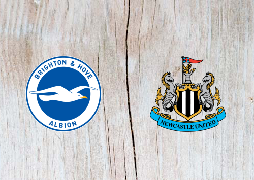 Brighton vs Newcastle United - Highlights 27 April 2019