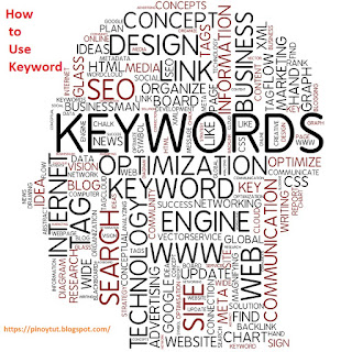 How to Use Keyword
