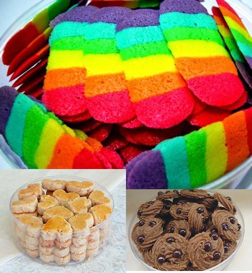 Resep Cara Membuat Aneka Kue Kering Lebaran Sederhana