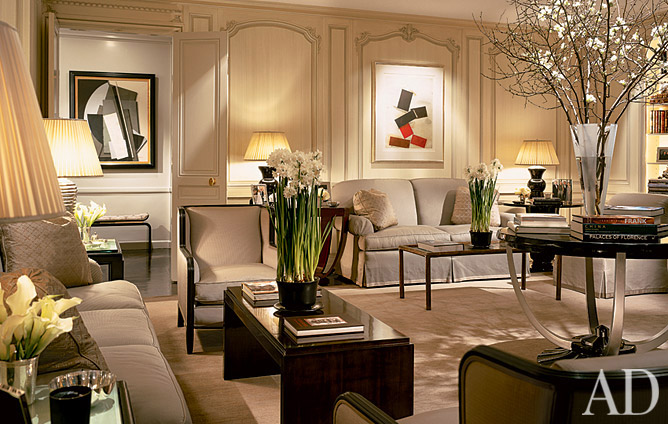 Art Deco Style Inspiration Modern Color Light Fixture
