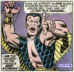 Fantastic Four 147 Rich Buckler