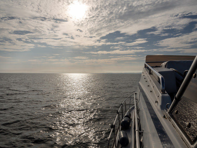 Photo of Ravensdale at sea