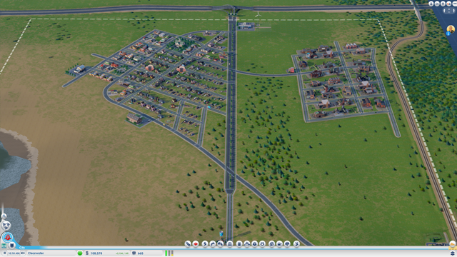 Download SimCity 5 PC Games Gameplay