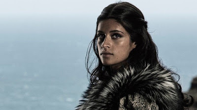 The Witcher Netflix - Yennefer – Anya Chalotra
