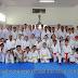 Curso com o Shihan Dimas reúne 55 Karatecas
