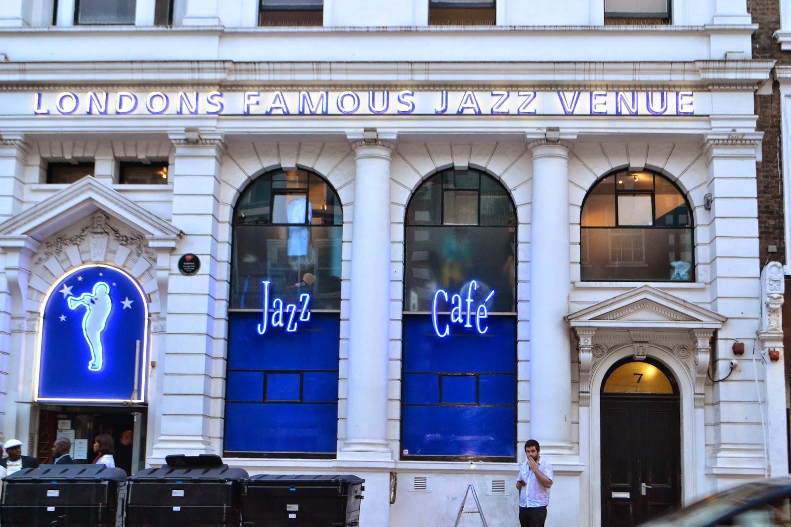 London Jazz Cafe