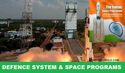 Indian Space and Defense Programs