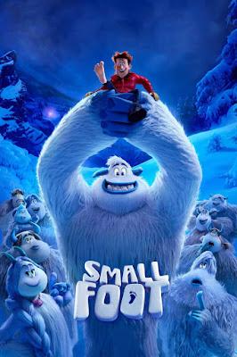 Smallfoot Poster