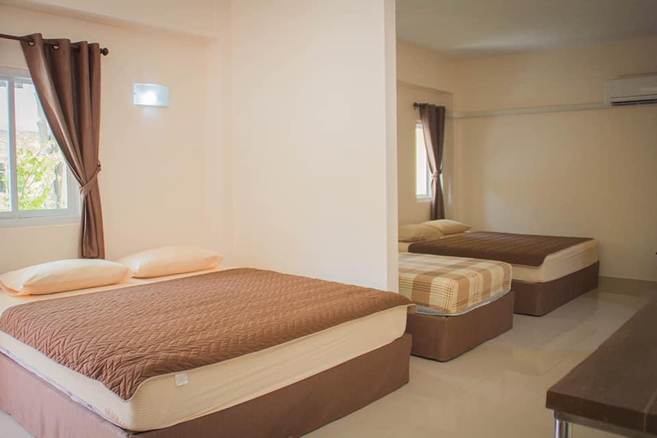 9 ที่พักสัตหีบบ้านเป็นหลัง นอนได้ทั้งครอบครัว เริ่มต้น 500 บาท!!