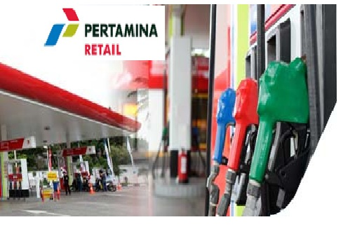 Lowongan Kerja PT Pertamina Retail Letak Sales Executive Bisnis Pelumas Kendaraan Bermotor