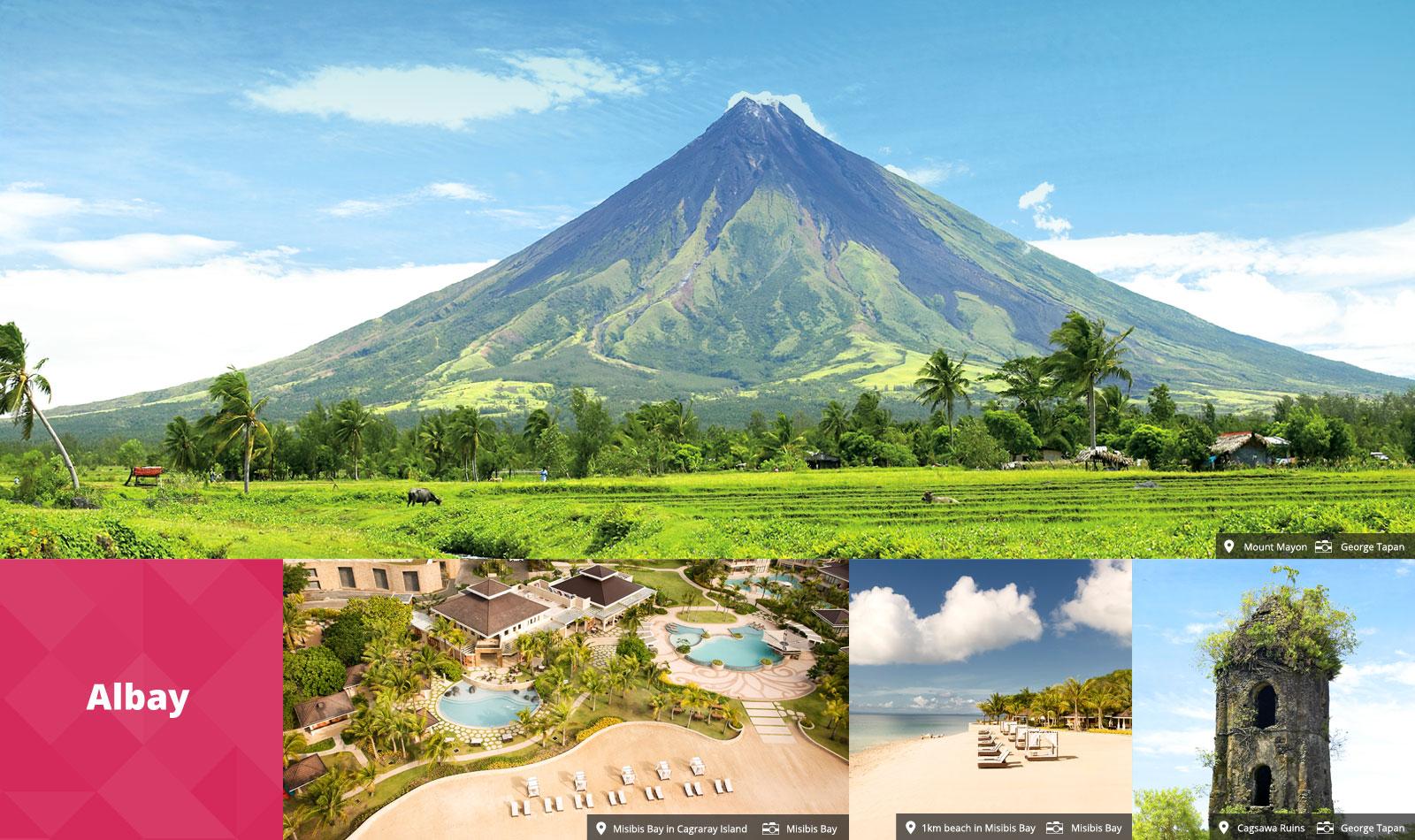Pilipinas kay Ganda: The History Of Albay in Bicol Region