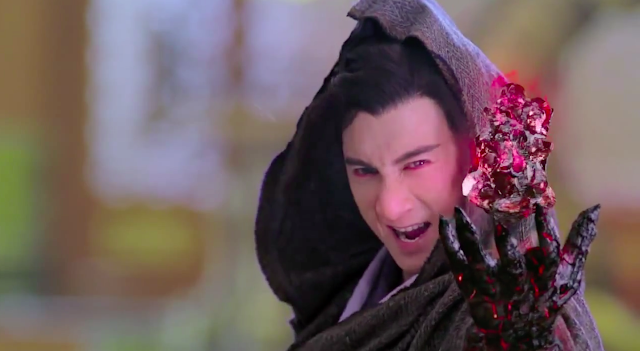 Nicky Wu in Fantasy Wuxia Legend of Zu Episode 1 Stills