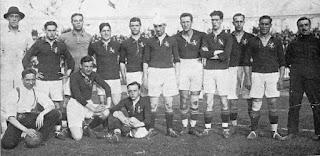 Selección española, España, Selección, Amberes 1920, juegos olímpicos, JJ.OO.,