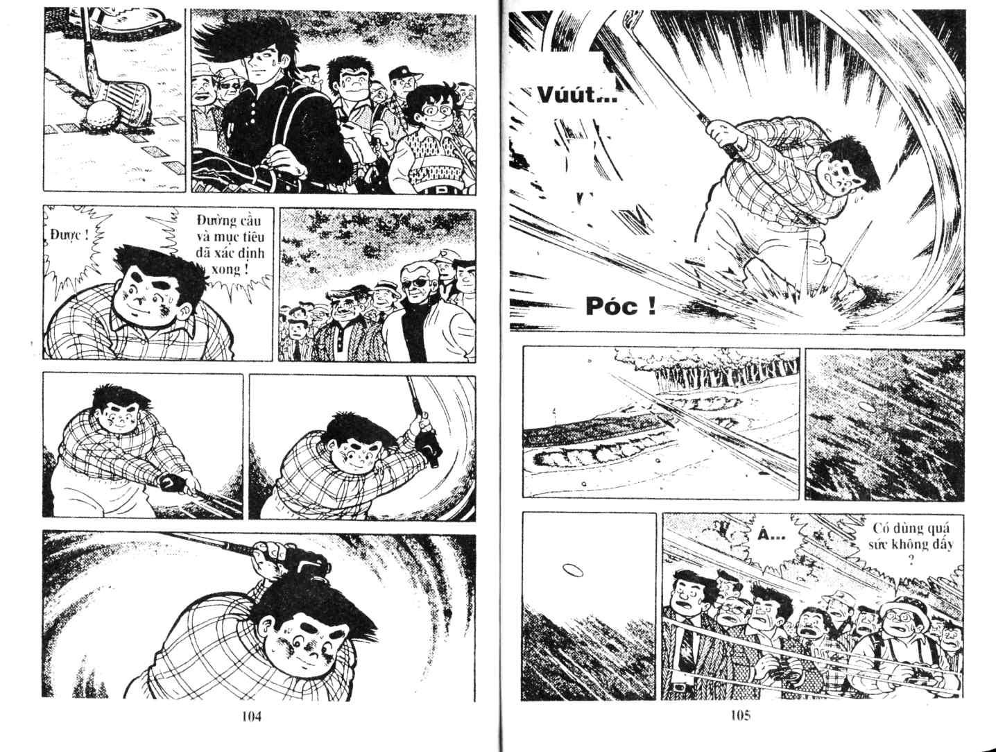 Ashita Tenki ni Naare chapter 5 trang 51